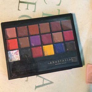 Anastasia lip palette